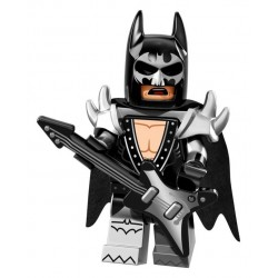 LEGO Minifig - Batman Glam Metal 71017