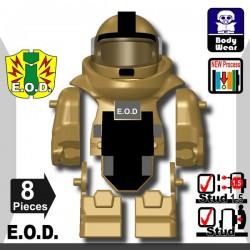 Si-Dan Toys - E.O.D TS70 (Dark Tan)