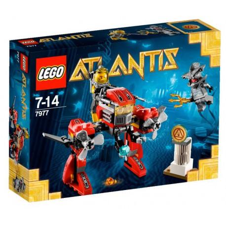 7977 - Le robot des profondeurs