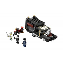 Lego MONSTER FIGHTERS 9464- Le corbillard du vampire (La Petite Brique)