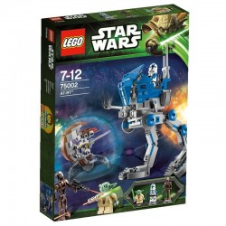 Lego Star Wars 75002 - AT-RT (La Petite Brique)