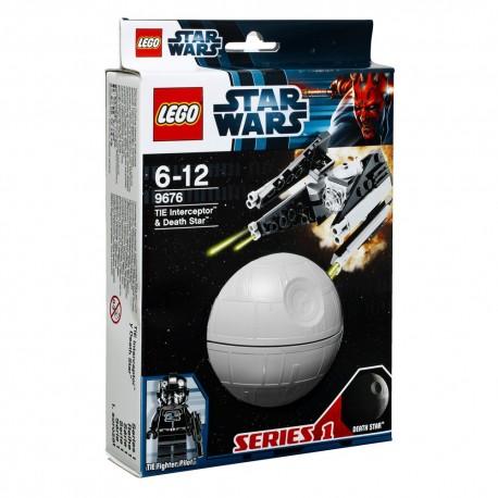 Lego Star Wars 9675 9676 Le Tie Interceptor Letoile Noire