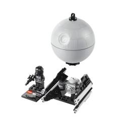 LEGO Star Wars 9676 - le TIE Interceptor & l'Etoile Noire (La Petite Brique)