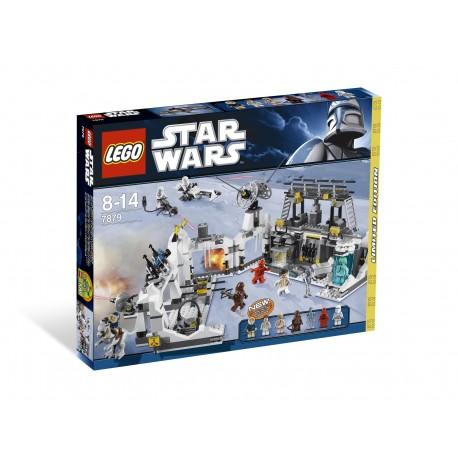 Lego Star Wars 7879 - la Base Echo de la planète Hoth (La Petite Brique)