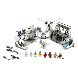 7879 - la Base Echo de la planète Hoth