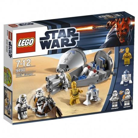 LEGO STAR WARS 9490 - Droid Escape (chez La Petite Brique)