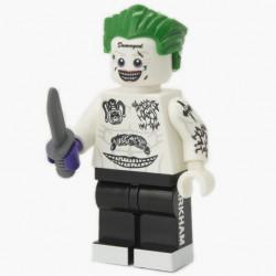 Minifig Co.- Minifigure Suicide Squad Joker