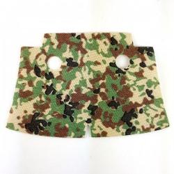 Capemadness - Trench Coat Jungle Camo Tan