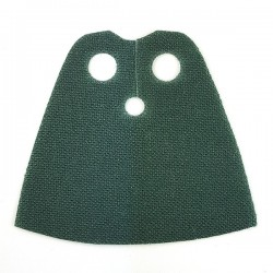 Capemadness - Dark Green Short Cape