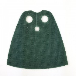 Capemadness - Dark Green Standard Cape