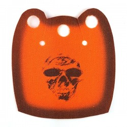 "Capemadness - Mid-Cape Orange ""Skull Face"""