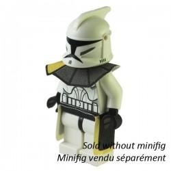 Lego Custom CAPEMADNESS minifig Star Wars Epaulette et Kama jaune (La Petite Brique)