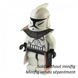 Lego Custom CAPEMADNESS minifig Star Wars Epaulette et Kama orange (La Petite Brique)