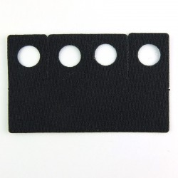 Lego Custom CapeMadness Kama (noir) La Petite Brique