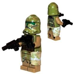 Lego Accessoires Minifigure Custom Capemadness - Waist cape Kama (Kashyyyk)