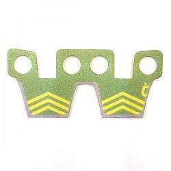Lego Accessoires Minifigure Custom Capemadness - Waist cape Kama (Doom)