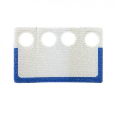 Lego Accessoires Minifigure Custom Capemadness - Kama (Rex Snow Assault)