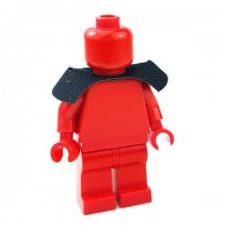 Lego Accessoires Minifigure Custom Capemadness - Epaulettes (Noir)