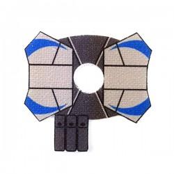 Clone Army Customs- Shoulder Cloth Pauldron Mixer