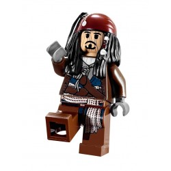 Capitaine Jack Sparrow Vaudou