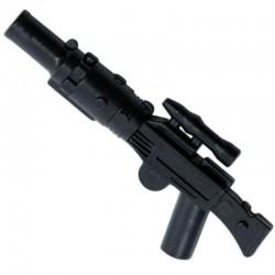 Lego Accessoires Minifigure - Clone Army Customs - Desert Tech Rifle (Noir)