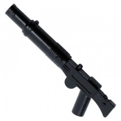 Lego Accessoires Minifigure - Clone Army Customs - Desert Long Rifle (Noir)