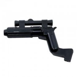 Lego Accessoires Minifigure - Clone Army Customs - Fett Blaster (Noir)