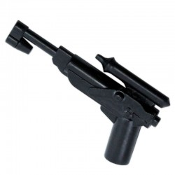 Lego Accessoires Minifigure - Clone Army Customs - Hero Pistol (Noir)