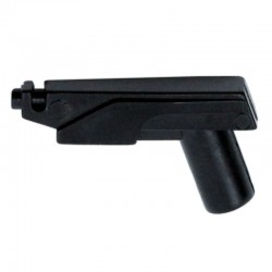 Lego Accessoires Minifigure - Clone Army Customs - Mando Pistol (Noir)