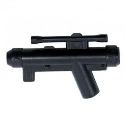 Lego Accessoires Minifigure - Clone Army Customs - Scout Blaster (Noir)