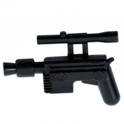 Clone Army Customs - Smuggler Pistol (Black)