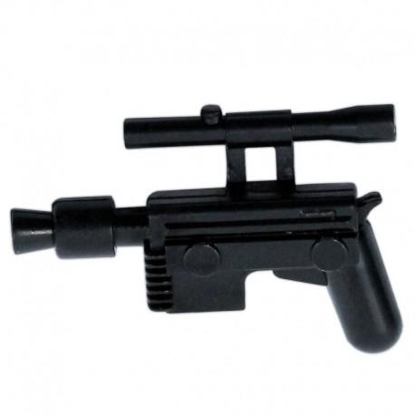 Clone Army Customs - Smuggler Pistol (Black)