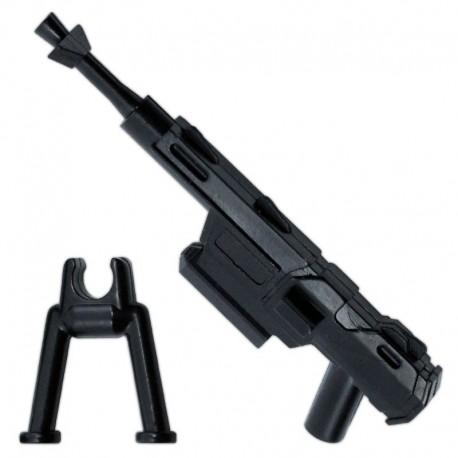 Lego Accessoires Minifigure - Clone Army Customs - Commando Sniper (Noir)