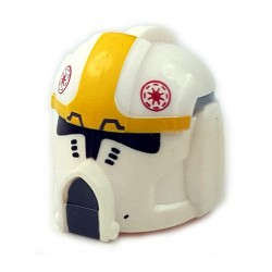 Clone Army Customs - Pilot Yellow Helmet