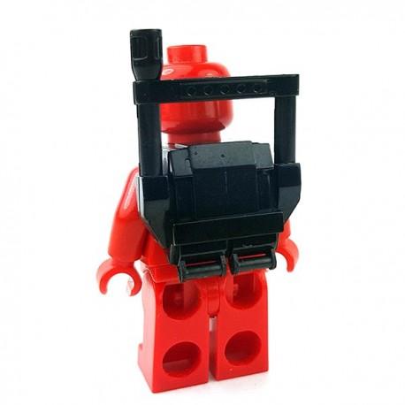 Lego Accessoires Minifigures Star Wars - Clone Army Customs - Commando Tech Pack (Noir)