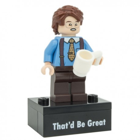 Lego Custom Minifig Co. - Minifigure Office Boss
