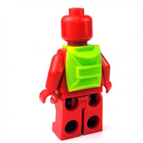 Lego - Backpack (Lime)