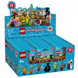 LEGO 71018- Boite complète de 60 sachets - Série 17