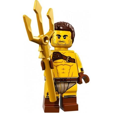 LEGO Minifig - le gladiateur romain 71018 Serie 17
