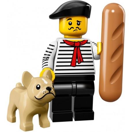 LEGO Minifig - le connaisseur 71018 Serie 17