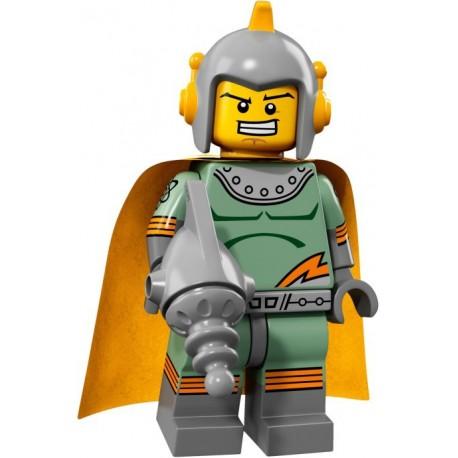 LEGO Minifig - le héros spatial rétro 71018 Serie 17