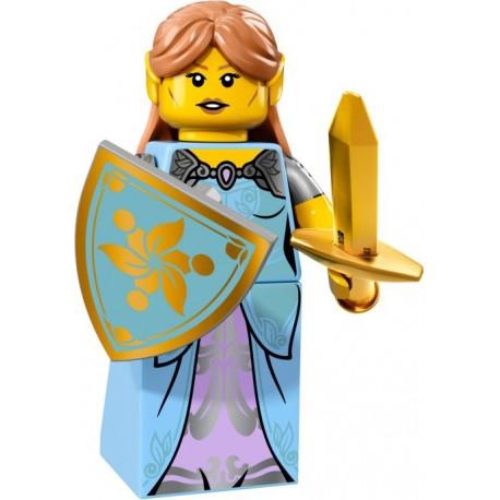 LEGO Minifig - l'elfe 71018 Serie 17