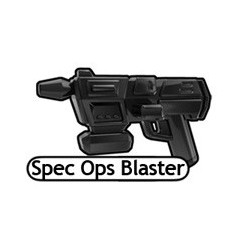 Lego Minifigure Accessoires Star Wars Arealight - Black Spec Ops Blaster
