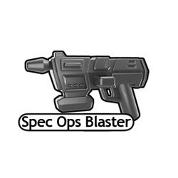 Arealight - Silver Spec Ops Blaster