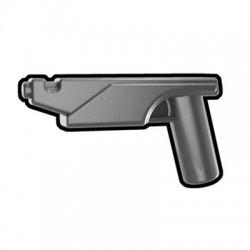 Lego Minifigure Accessoires Star Wars Arealight - Silver Merc Pistol 35