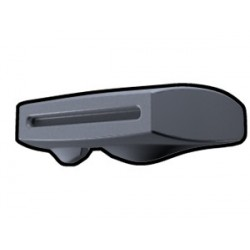 Arealight - Sand Blue Phase II Binocular Visor