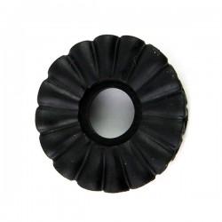 LEGO - Black Minifig, Ruff