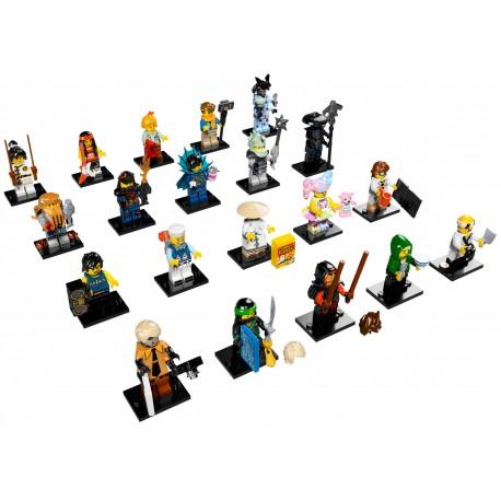 LEGO Serie NINJAGO Movie - 20 minifigures - 71019