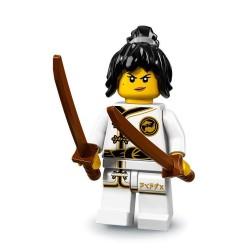 LEGO Minifig Ninajo Movie - Spinjitzu Training Nya