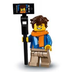 LEGO Minifig Ninjago le film - Jay Walker